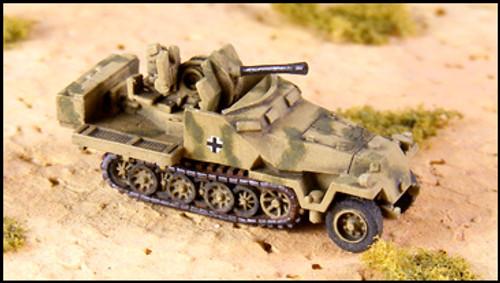 SdKfz 11/12cm FLAK 38 (Sf.) - G558