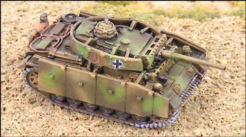 Panzer III M with Sideskirts - G577