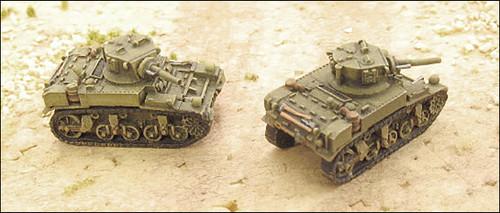 M3A1 Stuart - US4