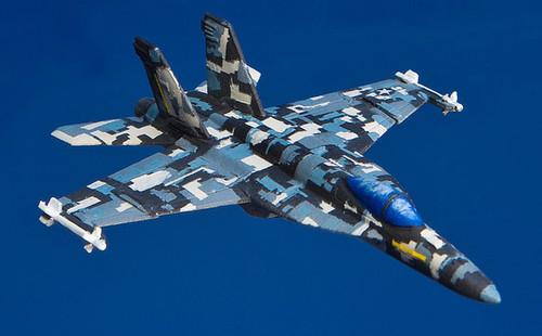 F/A-18 E/F Super Hornet (1/pk) - AC87