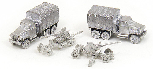 40mm Bofors with 2 1/2 ton GMC - US108