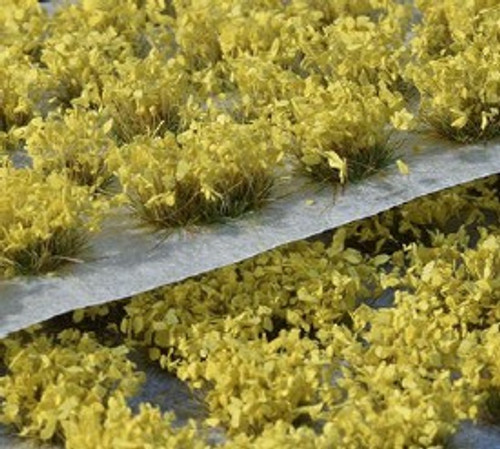 Gamers Grass - Yellow Flowers 6mm