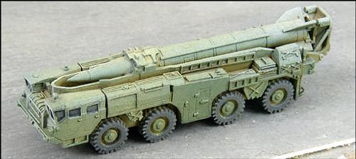 SCUD-B Launcher (1/pk) - W60