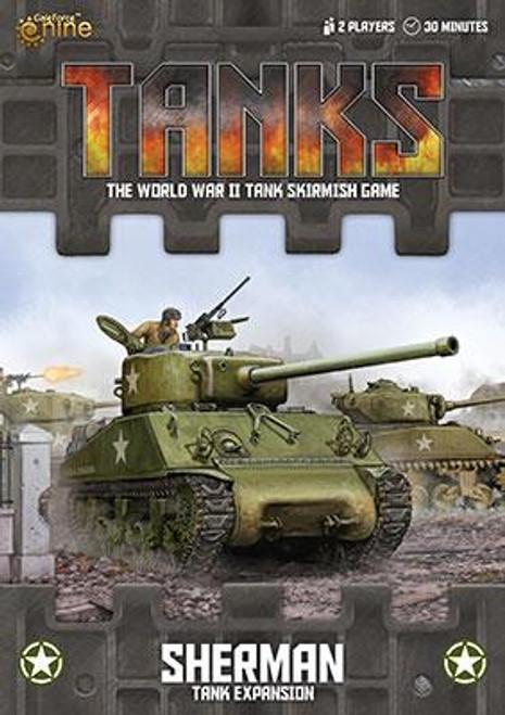 Tanks: US Sherman 75mm and Sherman 76mm
