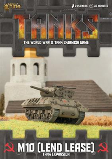 Tanks: Soviet Lend Lease M10