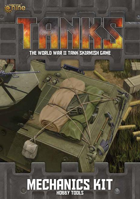 Tanks: Mechanics Kit Hobby Tools