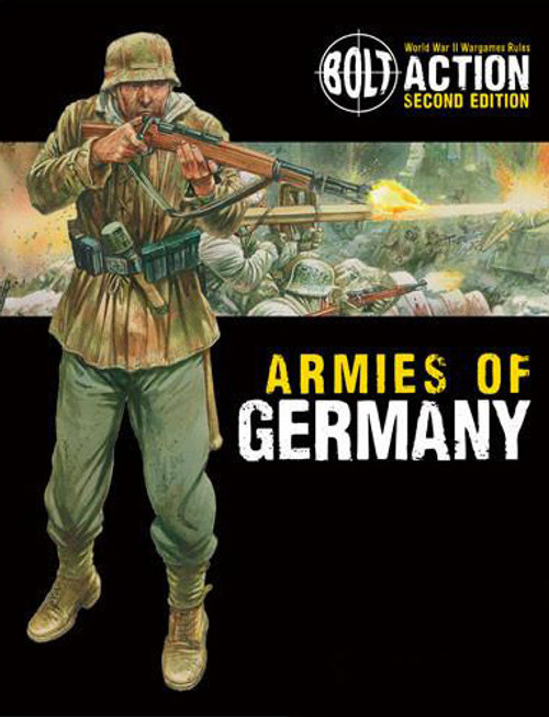 Bolt Action: Armies of Germany - Second Edition