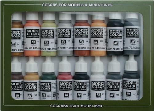 Model Color Set: 07 WWII German