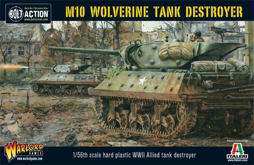 Bolt Action: M10 Tank Destroyer/Wolverine