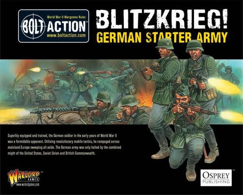 Bolt Action: German Blitzkrieg! German Heer Starter Army
