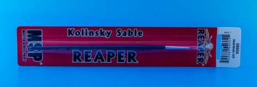 Reaper Kolinsky Sable Detail Brush (#5/0 Round)