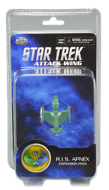 Star Trek Attack Wing: Wave 0 Romulan R.I.S. Apnex Expansion Pack