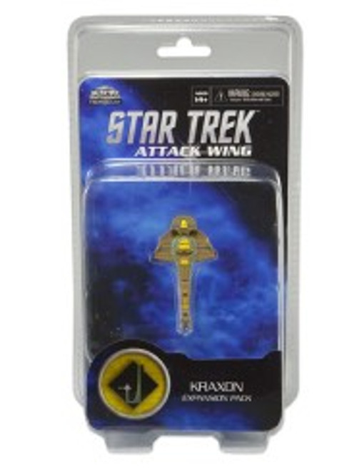 Star Trek Attack Wing: Wave 0 Dominion Kraxon Expansion Pack