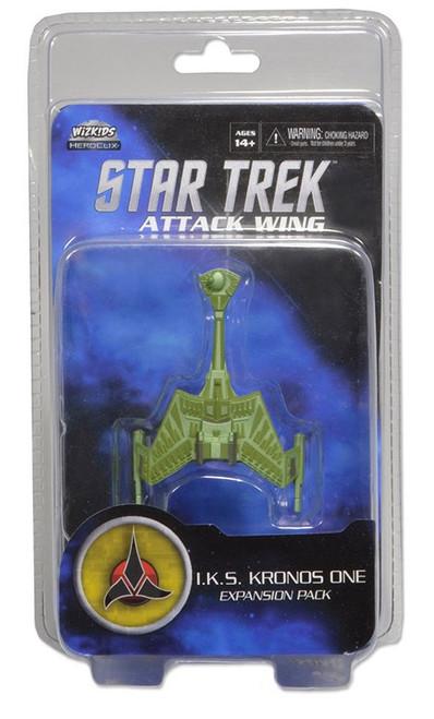 Star Trek Attack Wing: Wave 01 Klingon I.K.S. Kronos One Expansion Pack