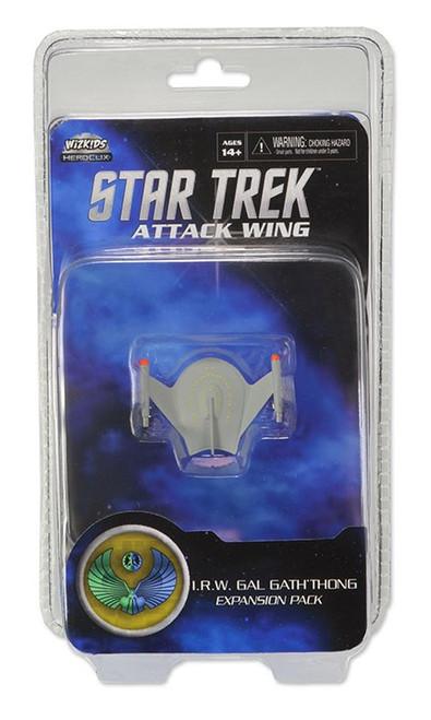 Star Trek Attack Wing: Wave 03 Romulan I.R.W. Gal Gath-thong Expansion Pack