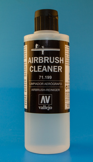 Vallejo: Airbrush Cleaner (200ml)