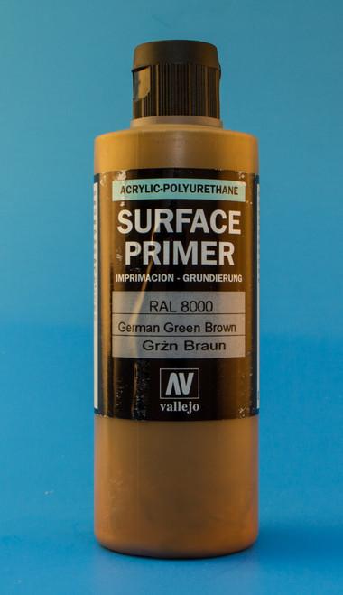 Vallejo: German Green Brown RAL 8000 (200ml)