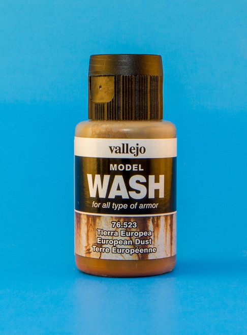 Vallejo Model Wash: European Dust (35 ml)