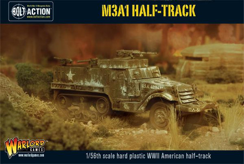 Bolt Action: US M3A1 Halftrack