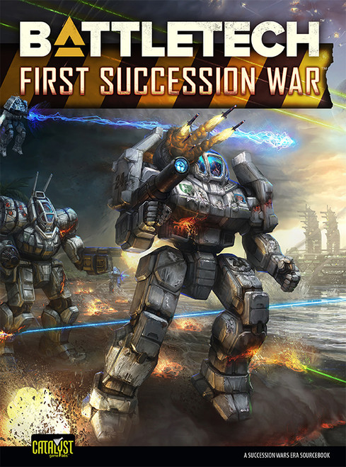 BattleTech: Historical - First Succession War