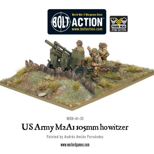 Bolt Action: US Army M2A1 105mm Howitzer