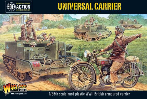 Bolt Action: British Universal Carrier