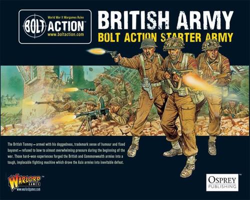 Bolt Action: British Starter Army