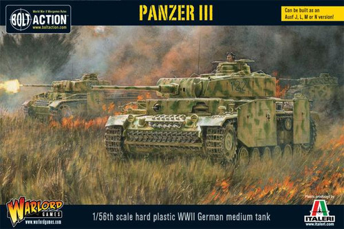 Bolt Action: Panzer III