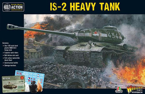 Bolt Action: IS-2 Heavy Tank