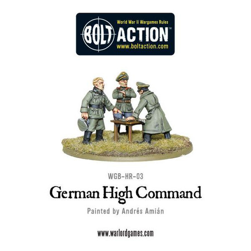 Bolt Action: German High Command