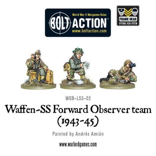 Bolt Action: SS Forward Observer Team