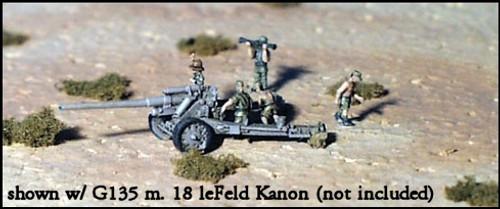 Artillery Crewmen - WWII Afrika/Summer - G506