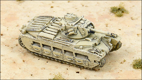 Matilda II - UK4