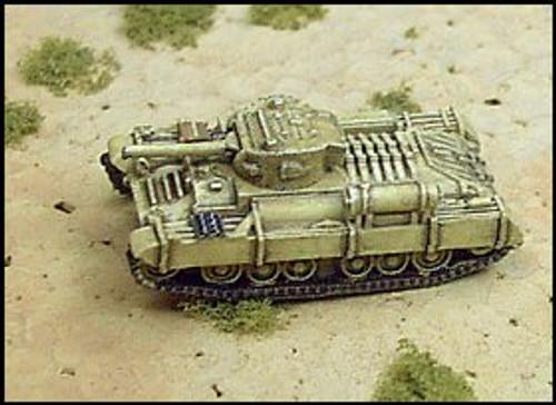 Valentine Mk II - UK18