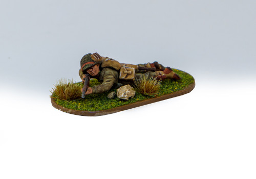 "25mm x 50mm (1"" x 2"") Bolt Action Bases - 1/16"" Clear Acrylic"
