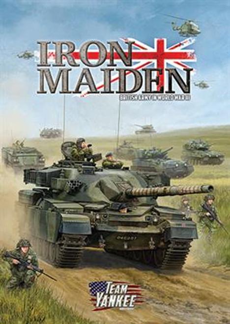 Team Yankee:  Iron Maiden