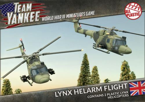 Team Yankee:  Lynx Helarm (Plastic)