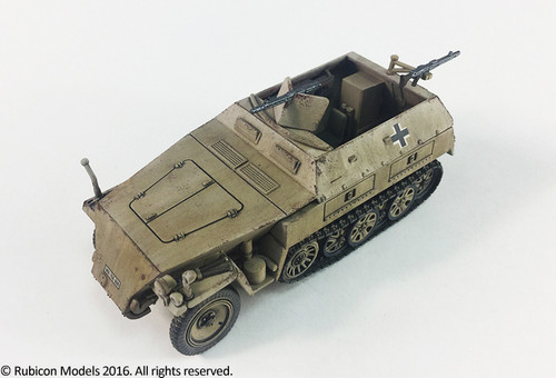 SdKfz 250/1 Neu (aka 250N) (1:56th scale / 28mm)