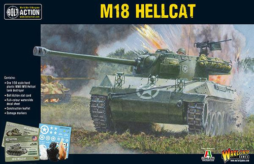 Bolt Action: M18 Hellcat