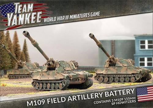Team Yankee:  M109 Field Artillery Battery