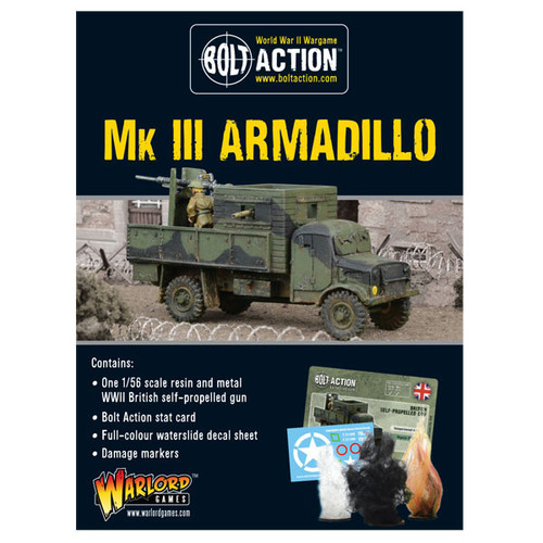Bolt Action: Armadillo Mk III
