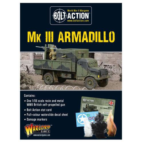 Bolt Action: Armadillo Mk III