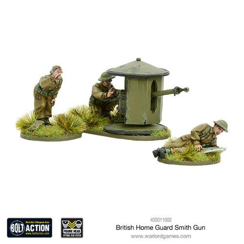 Bolt Action: British Home Guard Smith Gun