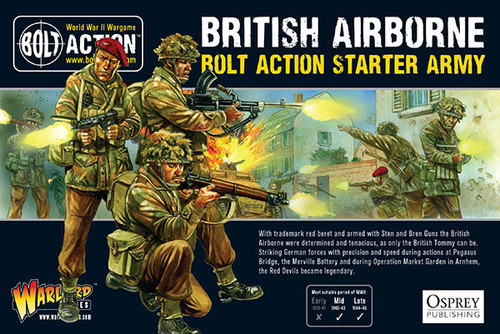 Bolt Action: British Airborne Starter Army