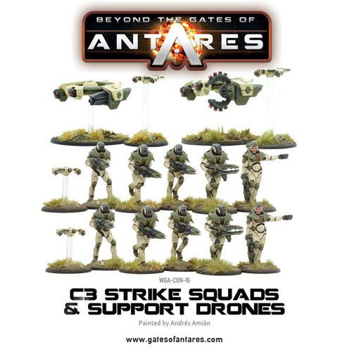 Gates of Antares - Concorde Strike Squad