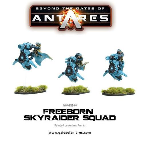 Freeborn Sky Raider Squad