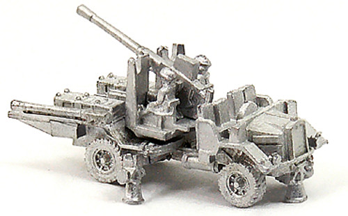 Self-propelled Bofors AA - UK107