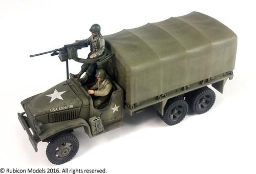 Rubicon Models US CCKW 353 2 1/2 ton 6x6 Truck (GMC)