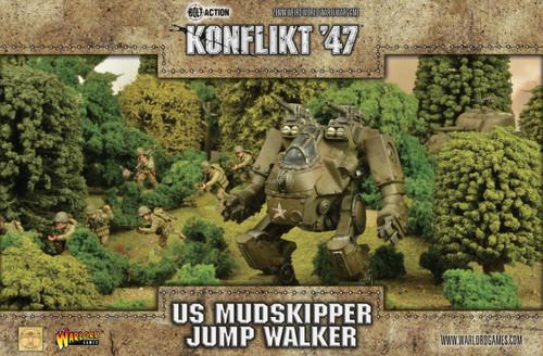 Konflikt '47 US Mudskipper Jump Walker