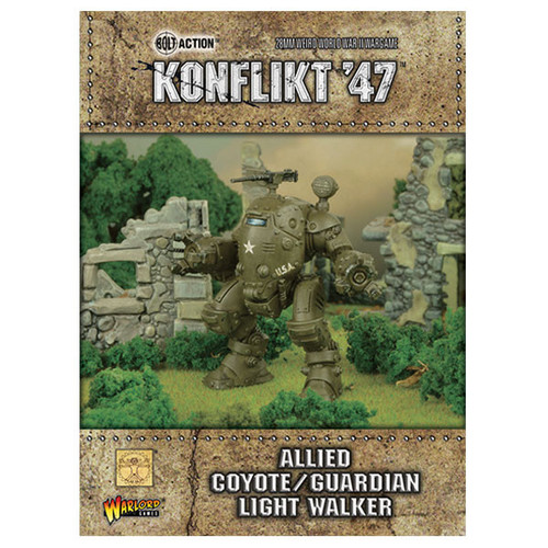 Konflikt '47 Allied Coyote/Guardian Light Walker